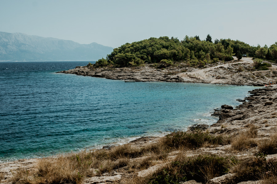 the most beautiful bays in Croatia