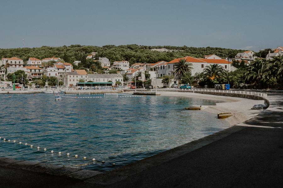 Sumartin, wyspa Brač, Chorwacja