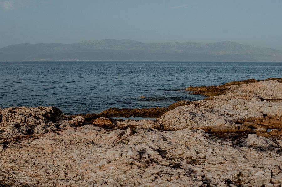 Brač, Sutivan, beach