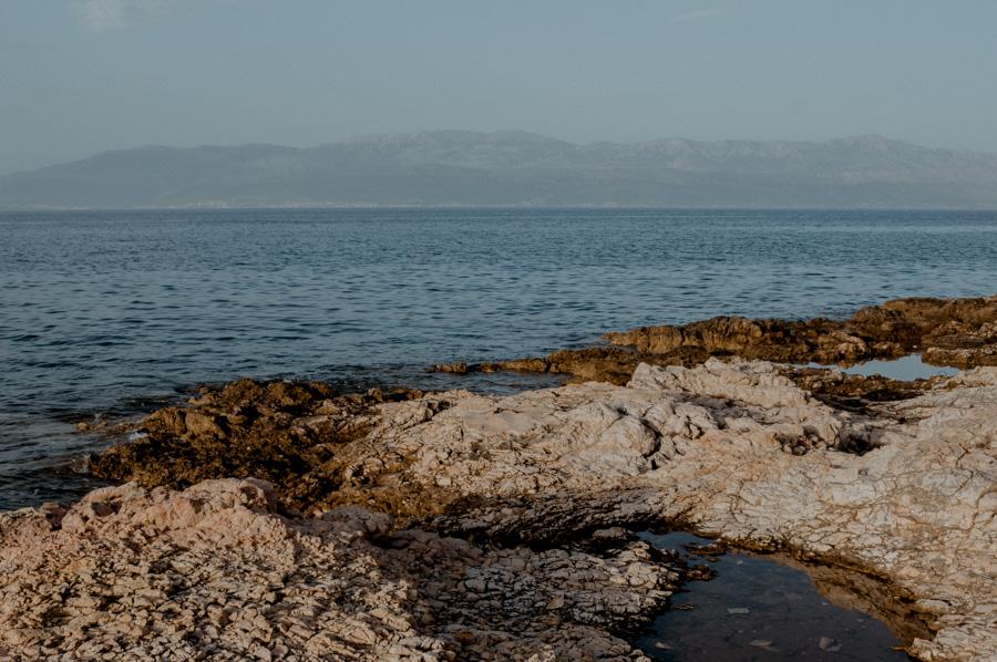 scenic beaches, Brač, Sutivan