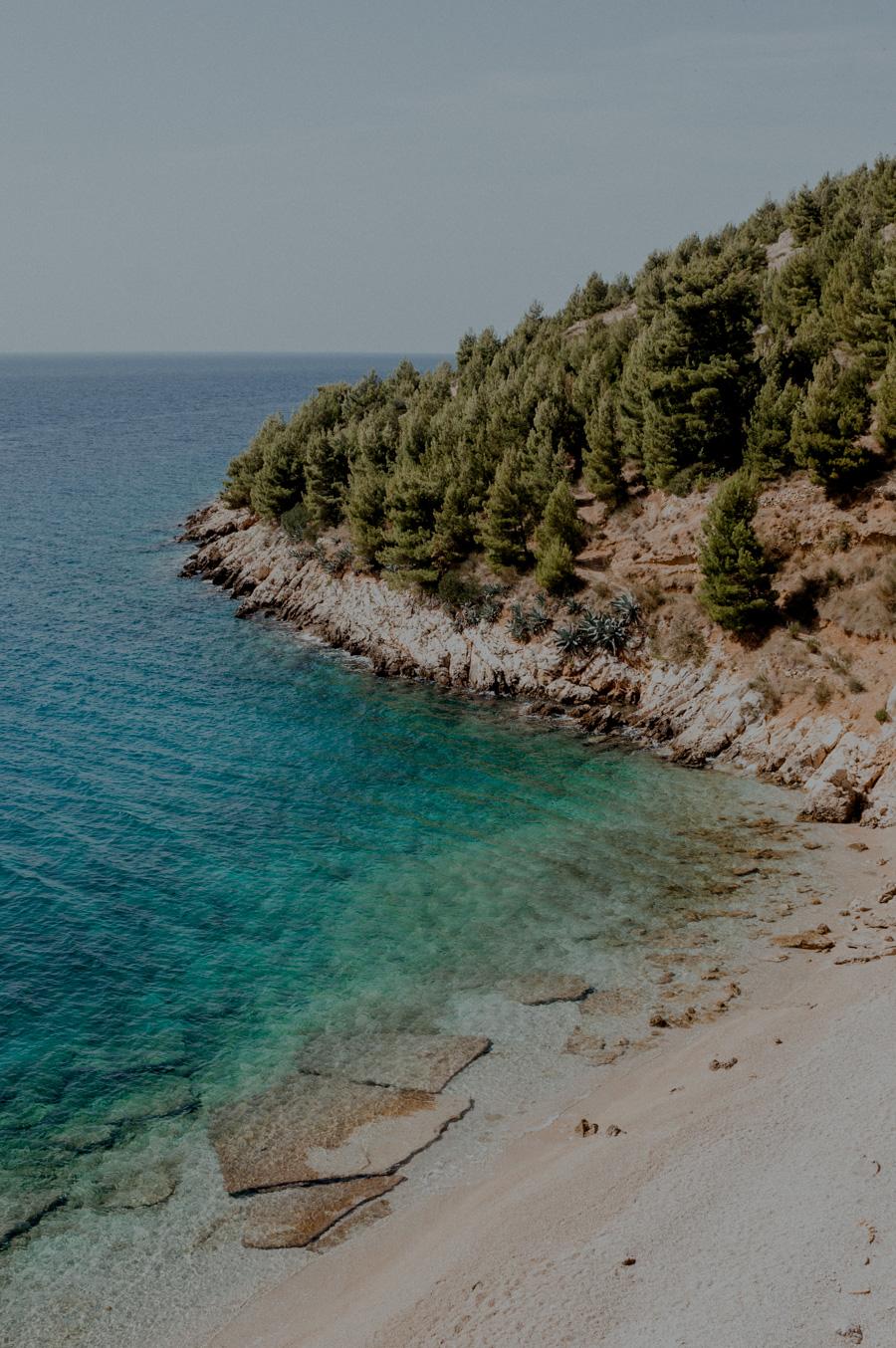 Brač, the most beautiful bays