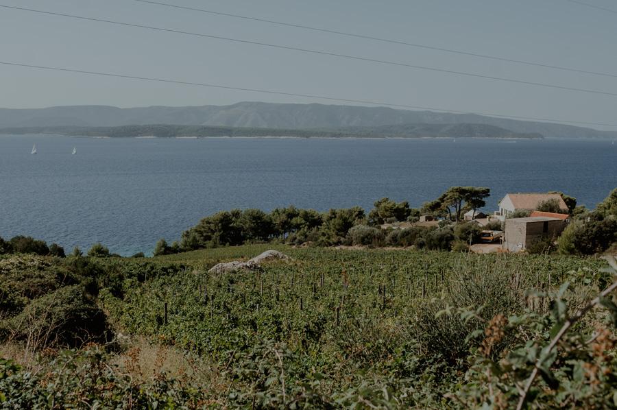 landscapes of Croatia, Murvica