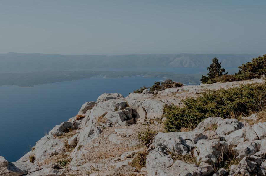 Brač Chorwacja góry