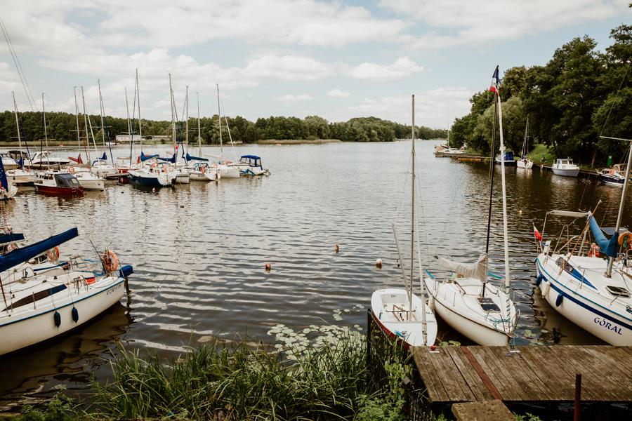 Port Under Omega Iława
