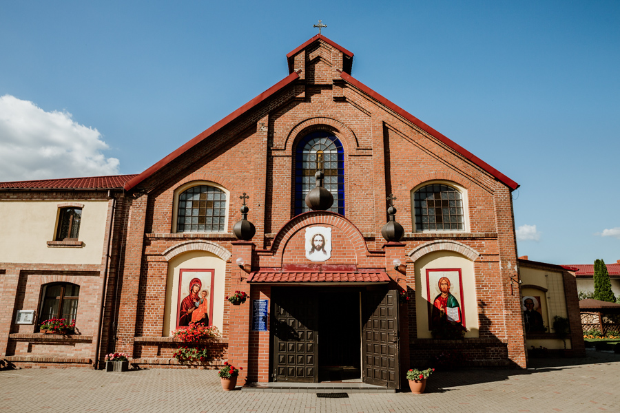 churches in Iława - Orthodox church of St. John the Theologian