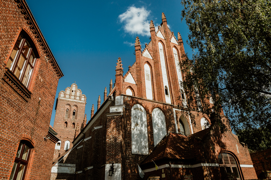 Church of the Transfiguration - the most beautiful buildings in Iława