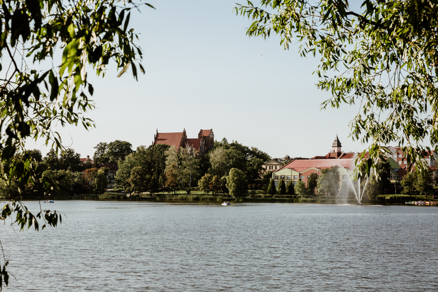 the most beautiful monuments and lakes of Warmia and Mazury