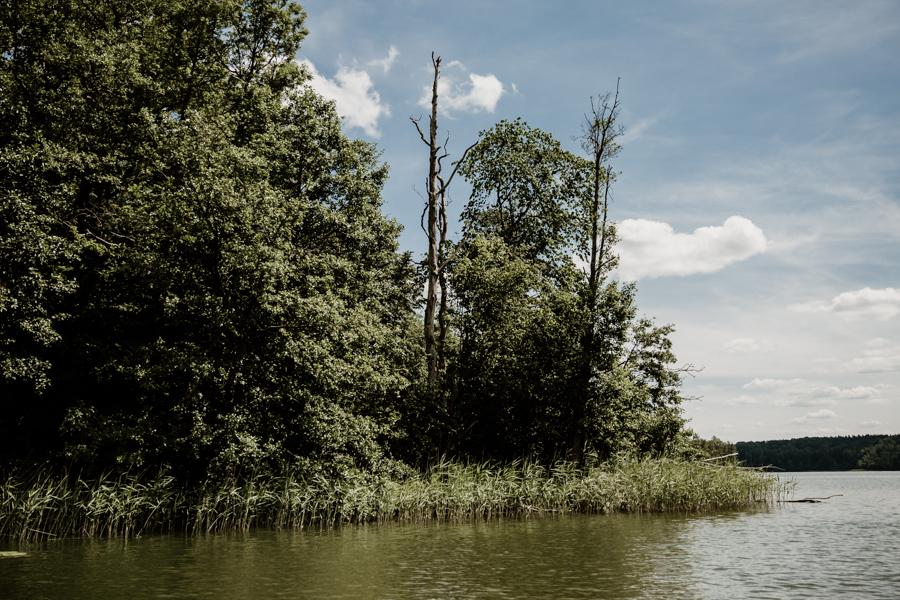 lakes near Olsztyn