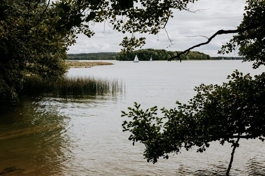 Travel blog Warmia and Mazury- Czos Lake