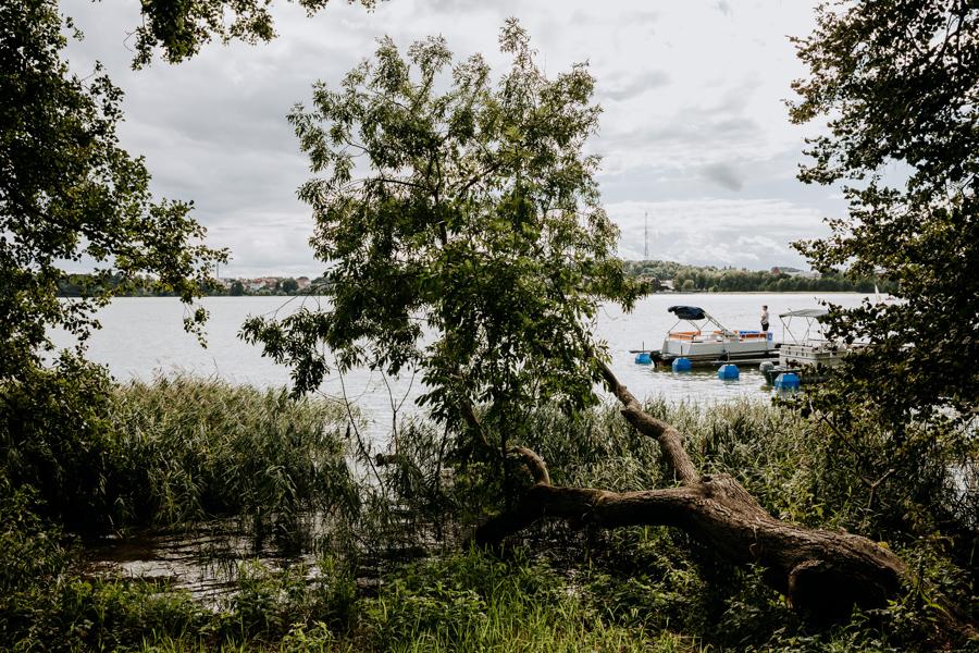 Czos Lake near Olsztyn