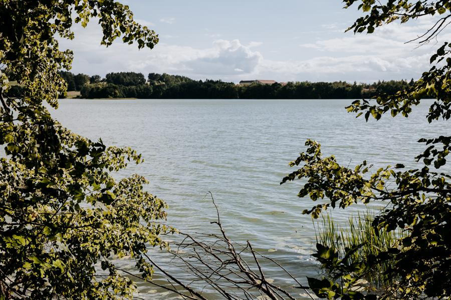 Masuria the most interesting lakes