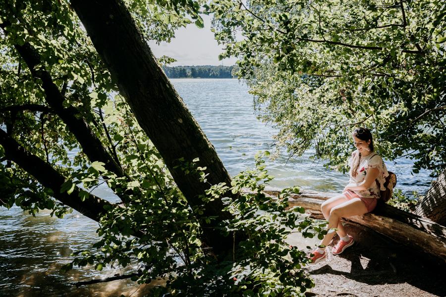 Mragowo - beautiful surroundings of Olsztyn