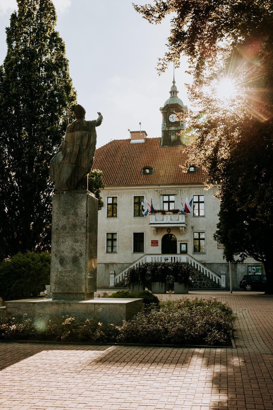 Interesting surroundings of Olsztyn, Warmia and Mazury