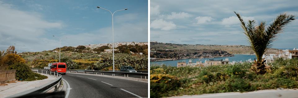 drogi na Malcie