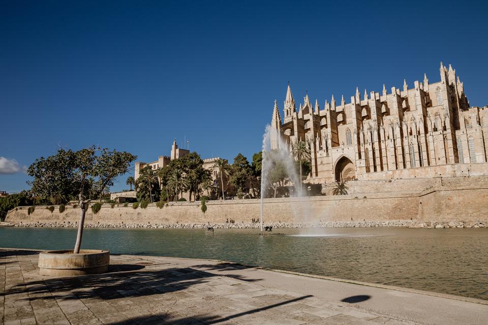 Palma de Mallorca- El Parque del Mar