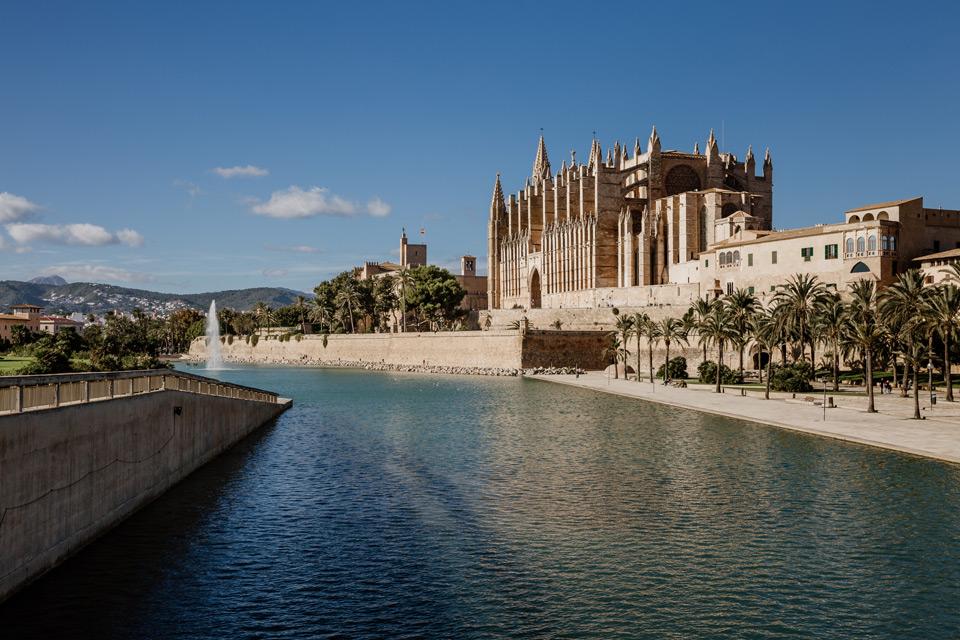 Palma de Mallorca- stroll promenade