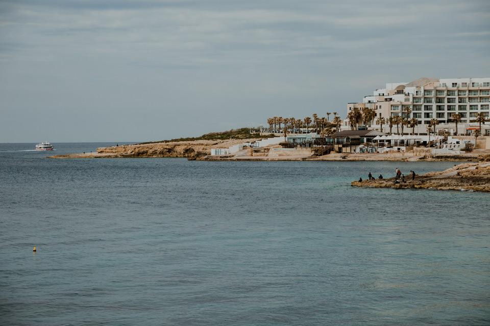 Malta, Bugibba