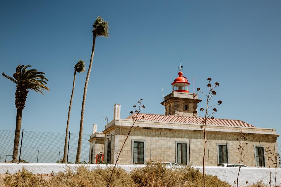 Lagos, Ponta de Piedade, lighthouse