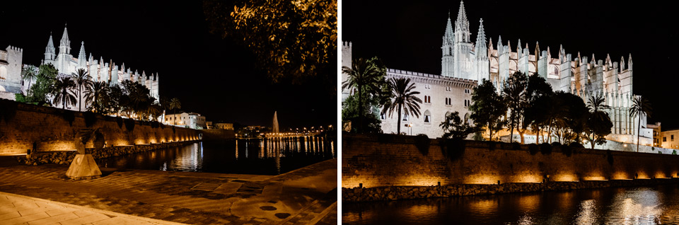 Palma de Mallorca- night photos