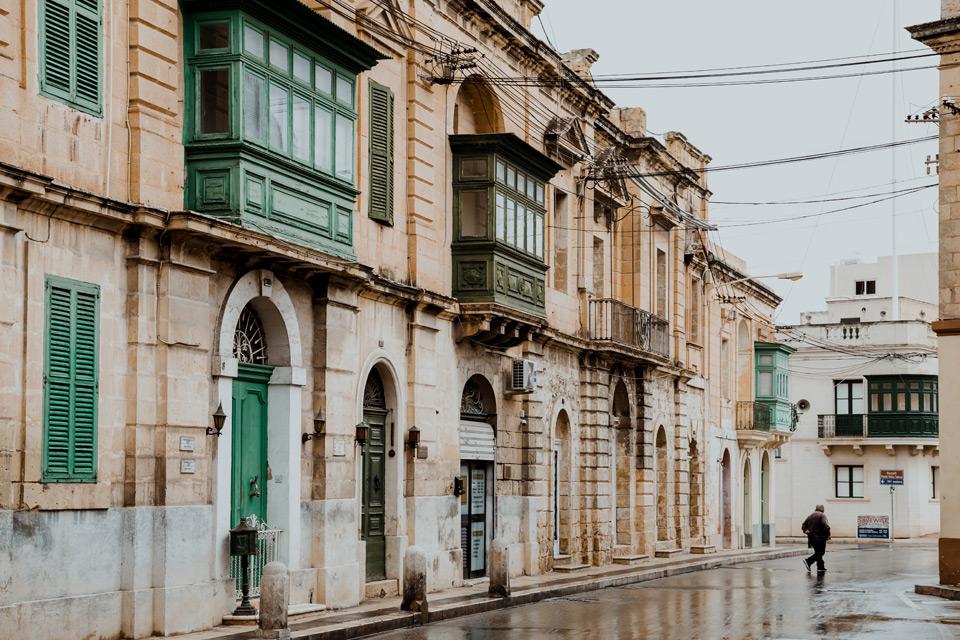Malta, Mosta