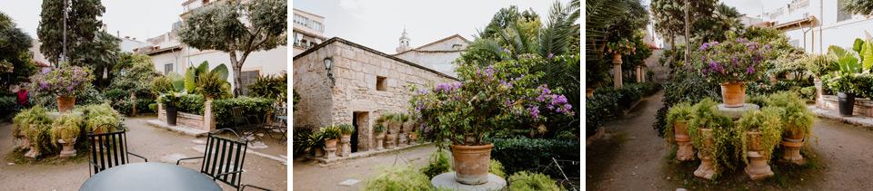 Palma de Mallorca- łaźnie arabskie