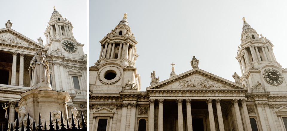London, St. Paul`s Catedral