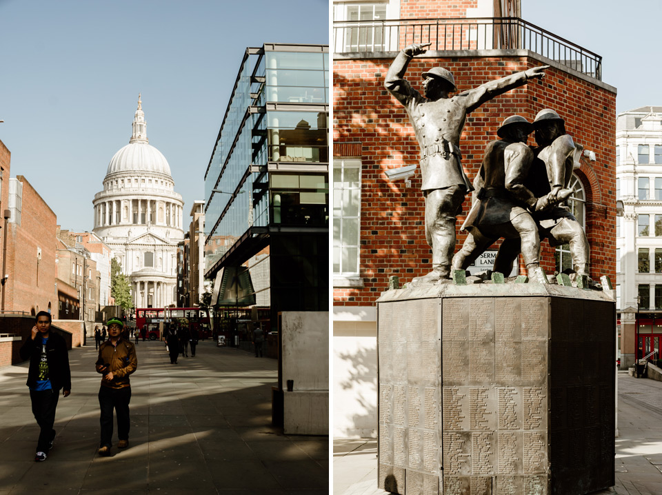 Londyn, St. Paul`s Catedral