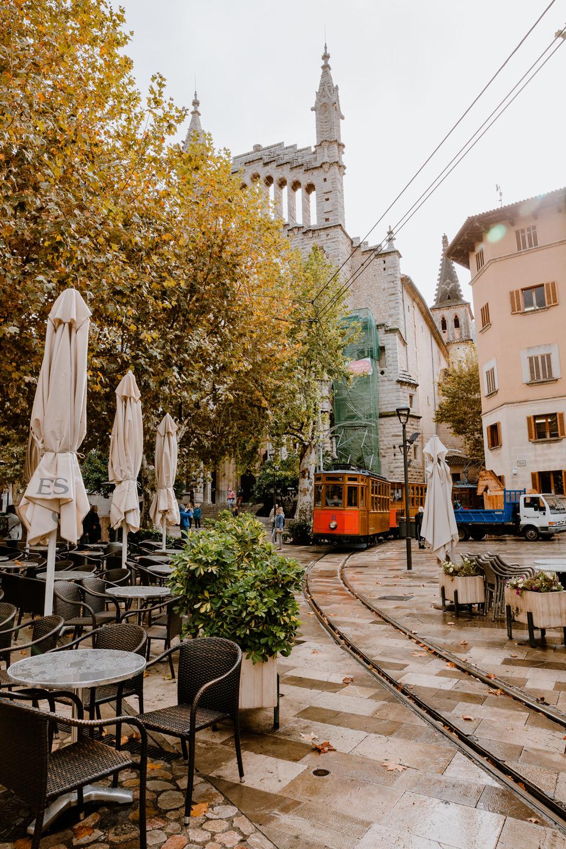 Mallorca, Soller- tram