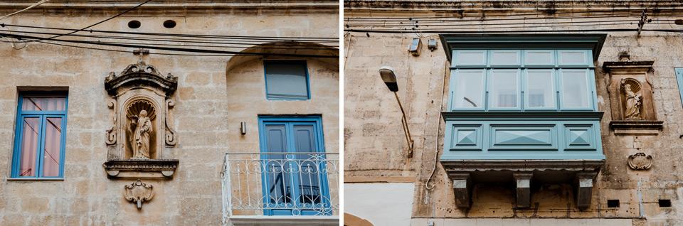 Malta, Rabat, streets