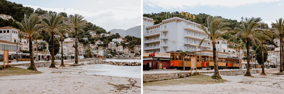Mallorca, Port de Soller- tram