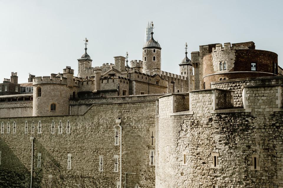 Londyn, Tower of London