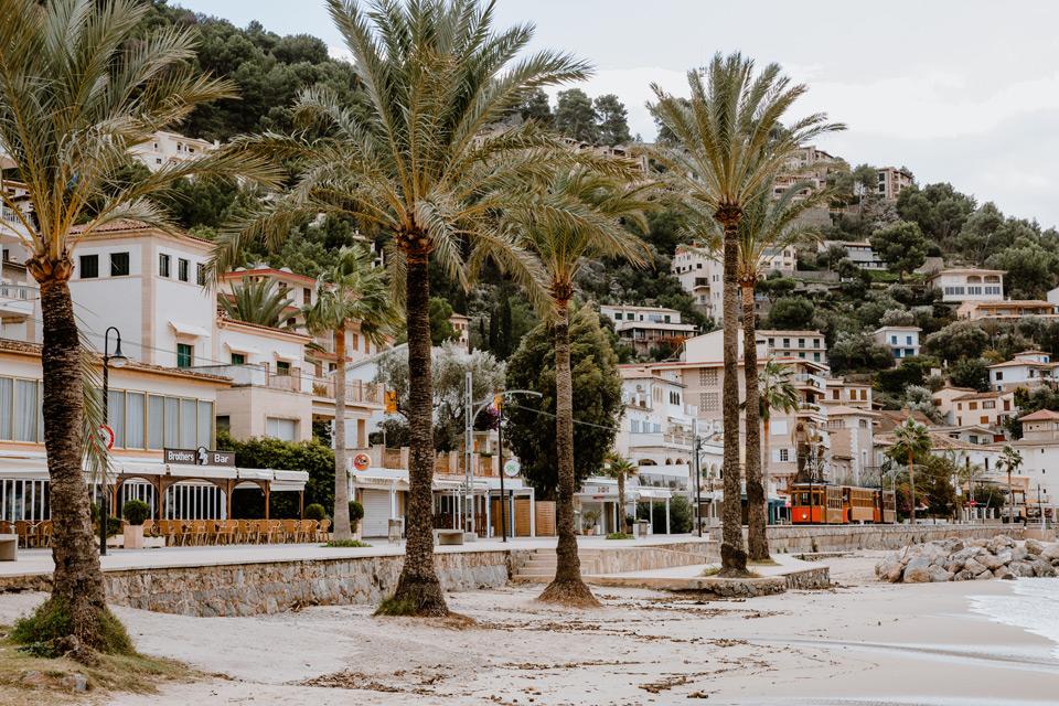 Majorka, Port de Soller- tramwaje