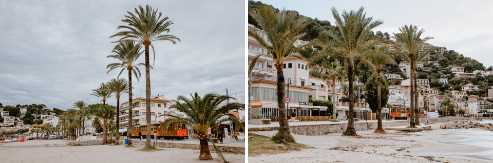 Mallorca, Port de Soller- trams