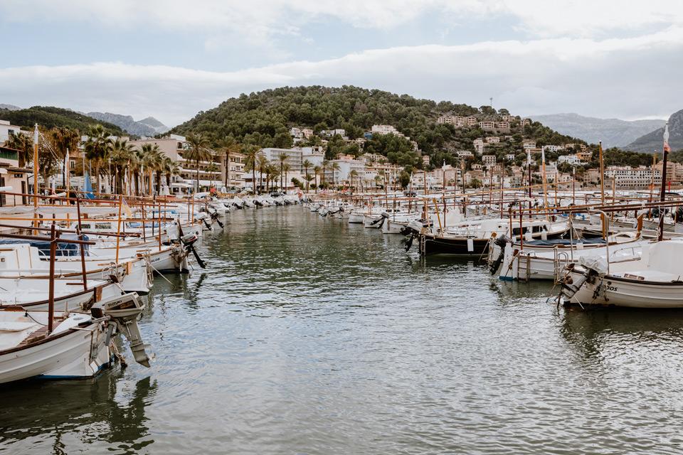 Majorka, Port de Soller- port
