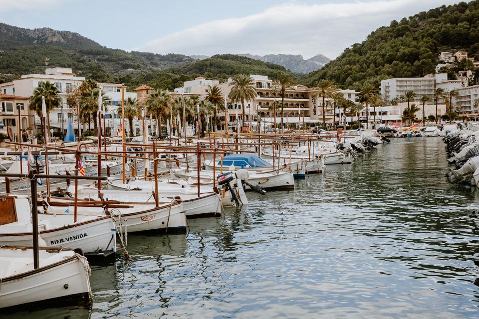 Mallorca, Port de Soller- port