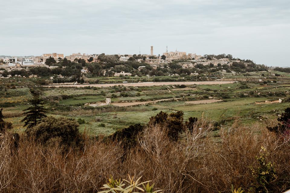 Malta, Mdina's suburbs