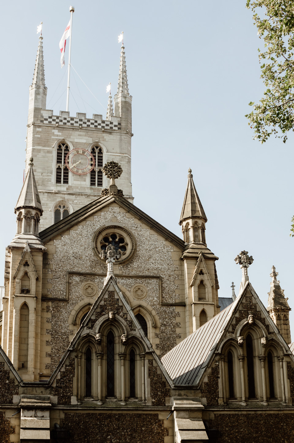 Londyn, Southwark Cathedral