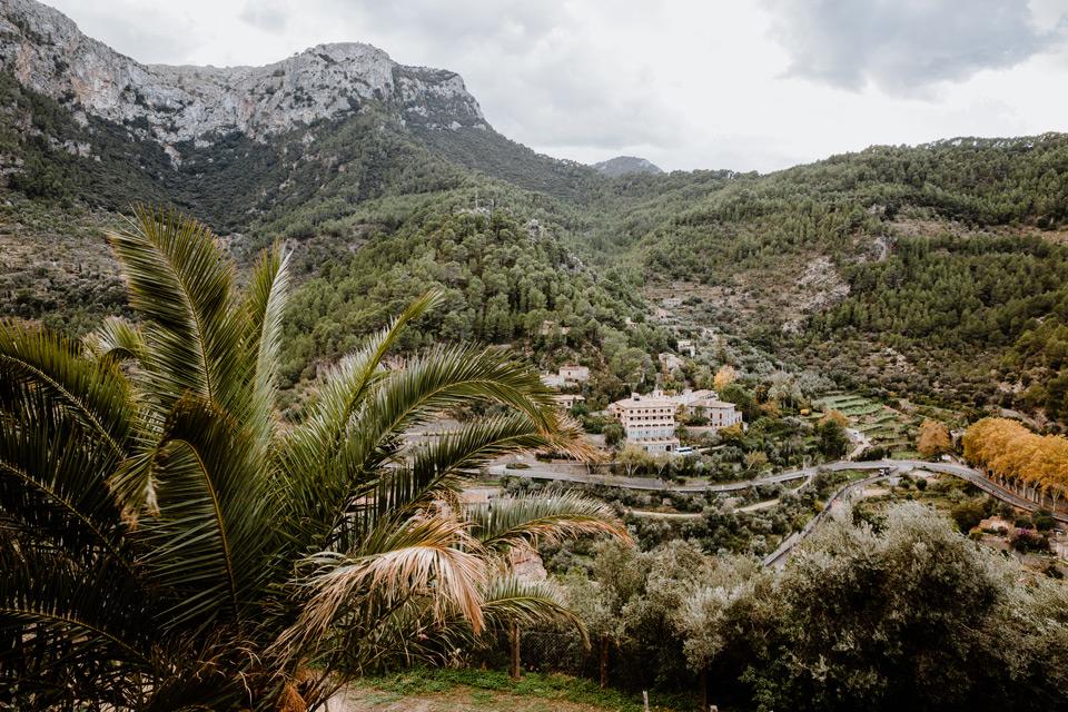 Mallorca, Deia- spanish village