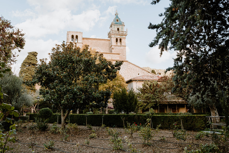 Mallorca- Cartuja de Valldemosa