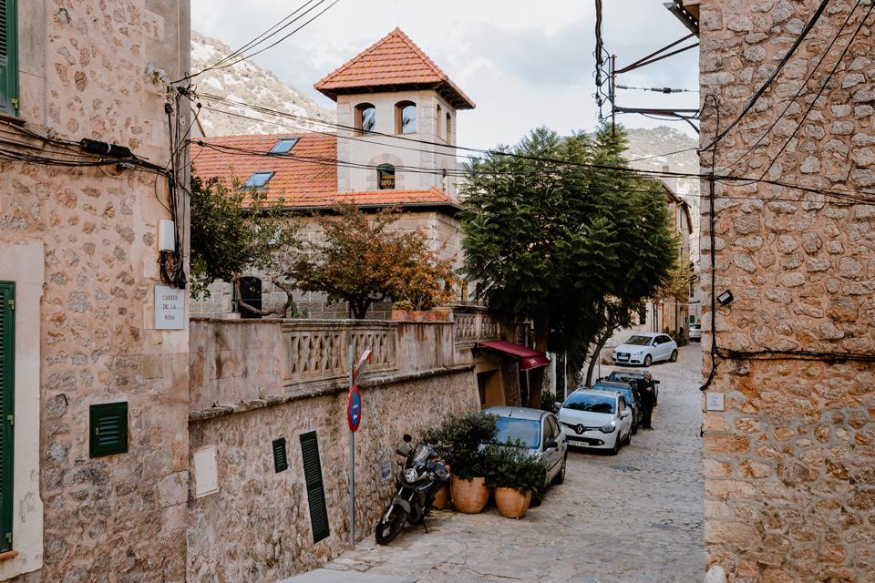 Mallorca, Valdemossa- stroll