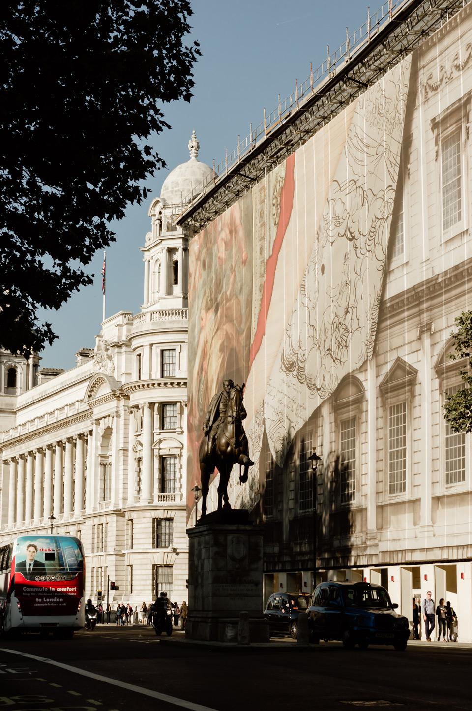 London, Whilehall street