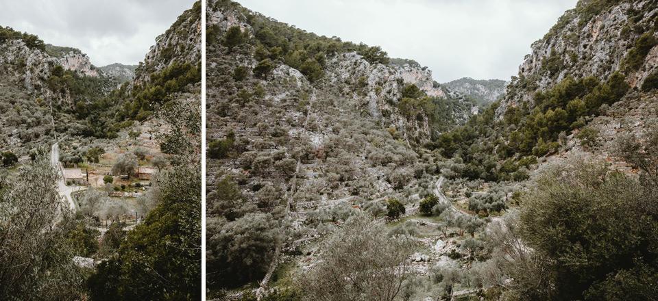 Mallorca, Serra de tramuntana