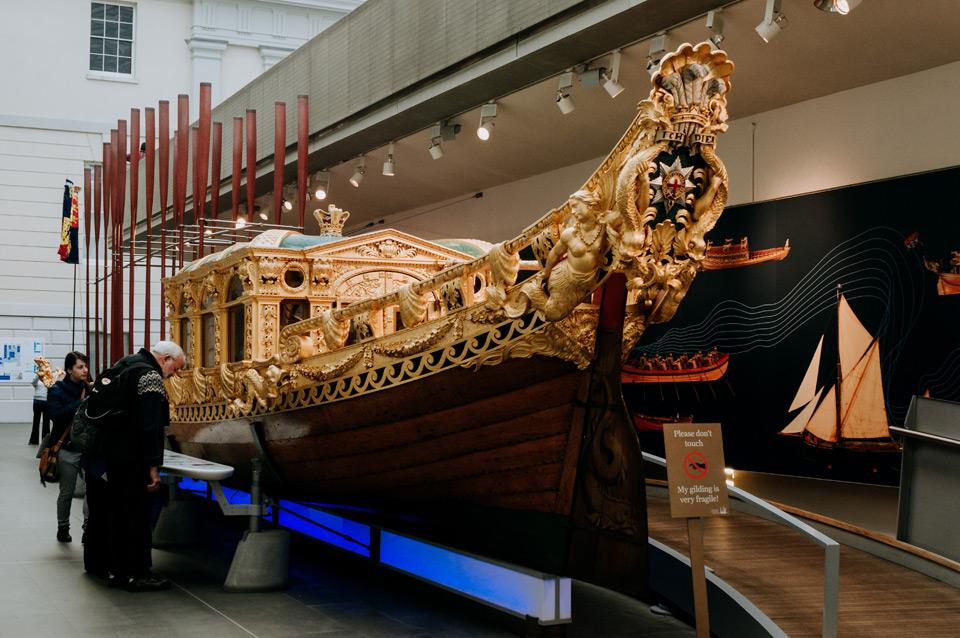 Londyn, Narodowe Muzeum Morskie