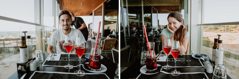 Lagos, restauracja Camilo