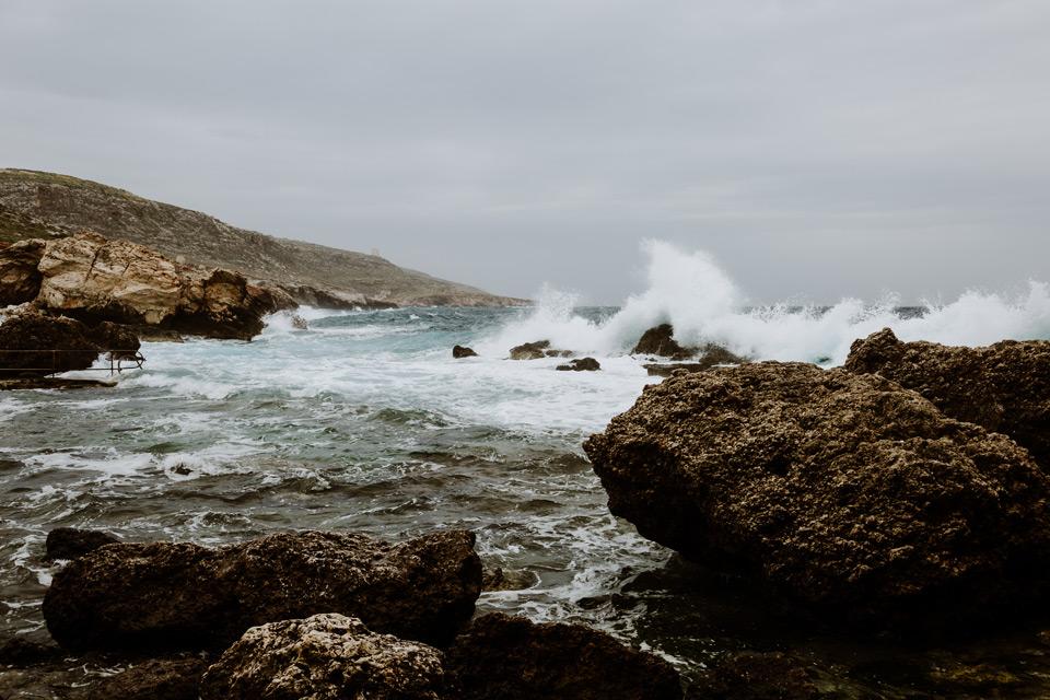 Malta, Ghar Lapsi Divesite