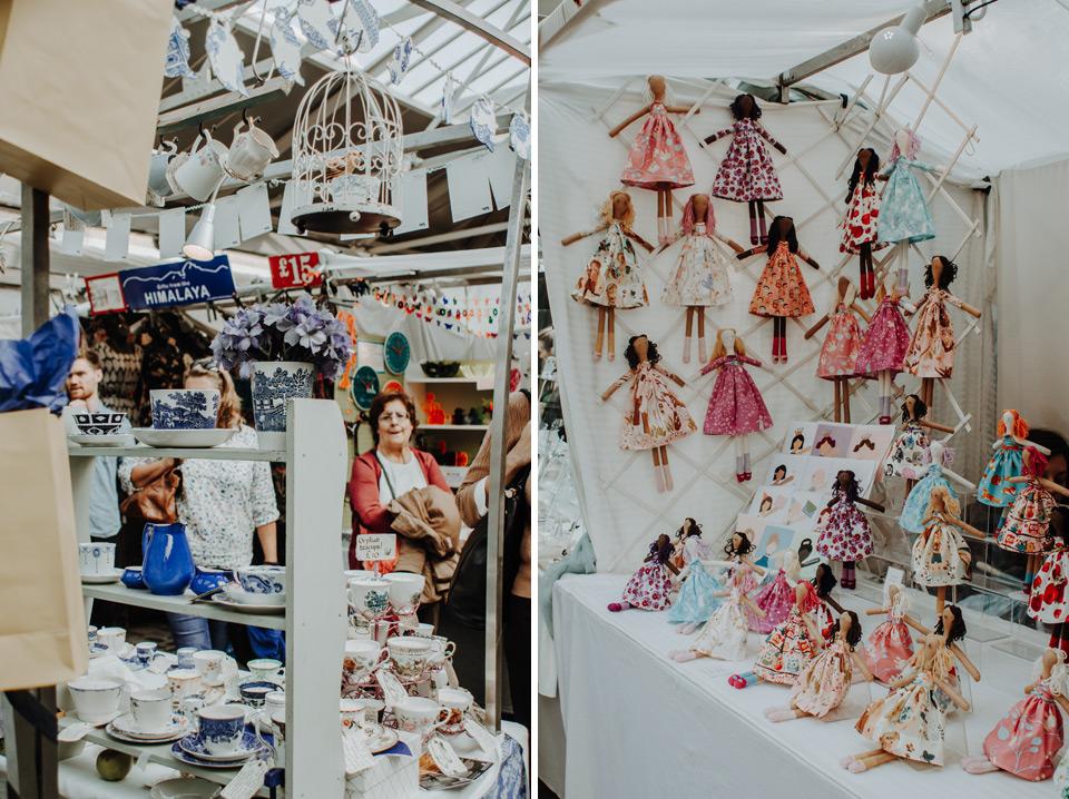 London, market
