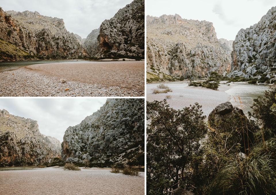 Mallorca, Torrent de pareis