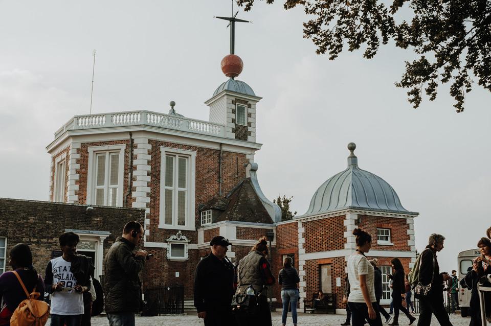 London, Greenwich park