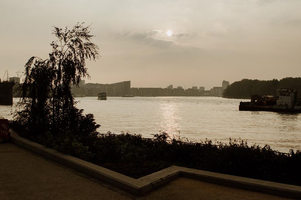 Londyn, Tamiza