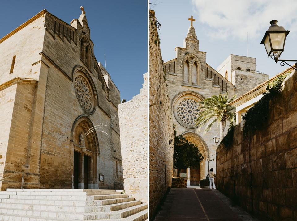 Mallorca, Alcudia, Sant Jaume